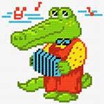 N·1218: Крокодил Ґєна