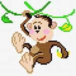 N·1253: Мавпа