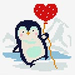 N·1295: Пінгвін з кулькою