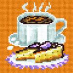O·1121: Кава з тістечками