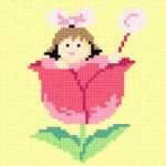 O·1213: Дюймовочка в тюльпані