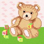 O·1227: Ведмедик з кубиками