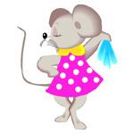 O·359: Мышка-танцовщица