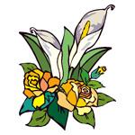 O·367: Калы и розы