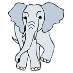 O·373: Африканский слон
