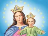 A506 Діва Марія з Ісусом