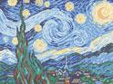A583 «Зоряна ніч», В. ван Гог