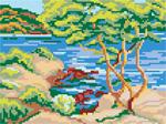 H01 Кам'янисте морське узбережжя