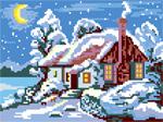 H24 Пейзаж «Пори року: зима»