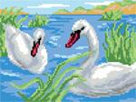 H28 Лебеді у плавнях