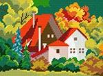 H49 Чарівна осінь