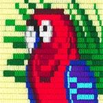 I016 Папуга