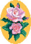K05 Ніжна троянда