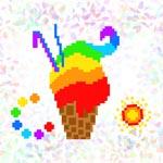 K134 Райдужне морозиво