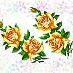 K212 Жовті троянди (2 фраґменти)