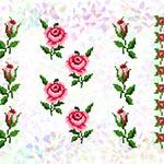 K215 Маленькі троянди (10 фраґментів)