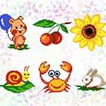K221 * Маленькі друзі (6 фраґментів)