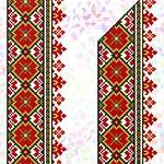 K269 Гуцульський орнамент (2 фраґменти)