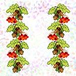 K291 Дубове листя і калина