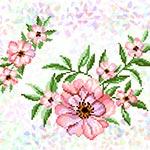 K298 Чайна троянда (2 фраґменти)