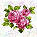 K301 Букет троянд (1 фраґмент)