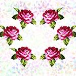 K303 Троянди (6 фраґментів)