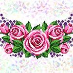 K327 Рожеві троянди (1 фраґмент)
