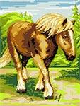 L02 Кінь-возовик