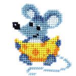 L418 Миша з сиром