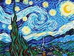L42 «Зоряна ніч», В. ван Гог
