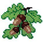 L501 Дубове листя