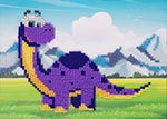 L616 Динозавреня