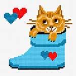 N1210 Кіт у чоботі