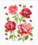 N1301 Чотири троянди