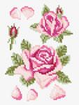 N1302 Дві троянди