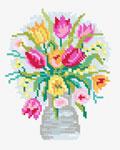 N1503 Букет тюльпанів