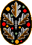 N2005 Дубове листя