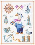 N3011 Гусак-моряк