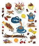 N5006 Натюрморт «Шоколад»