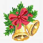 O1207 Різдвяні дзвоники