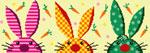S82 Великодні кролики