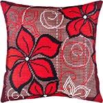 V134 Червоні квіти