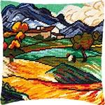 V162 «Гора Ґоссьє і ферма Сен-Поль», В. ван Гог