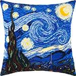 V185 «Зоряна ніч», В. ван Гог