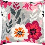 V261 Рожеві квіти