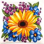 V277 Соняшник і квіти