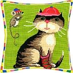 V32 Кіт і миша