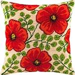V98 Червоні квіти