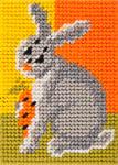 X2108 Зайка з морквиною