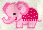 X2115 Рожевий слон